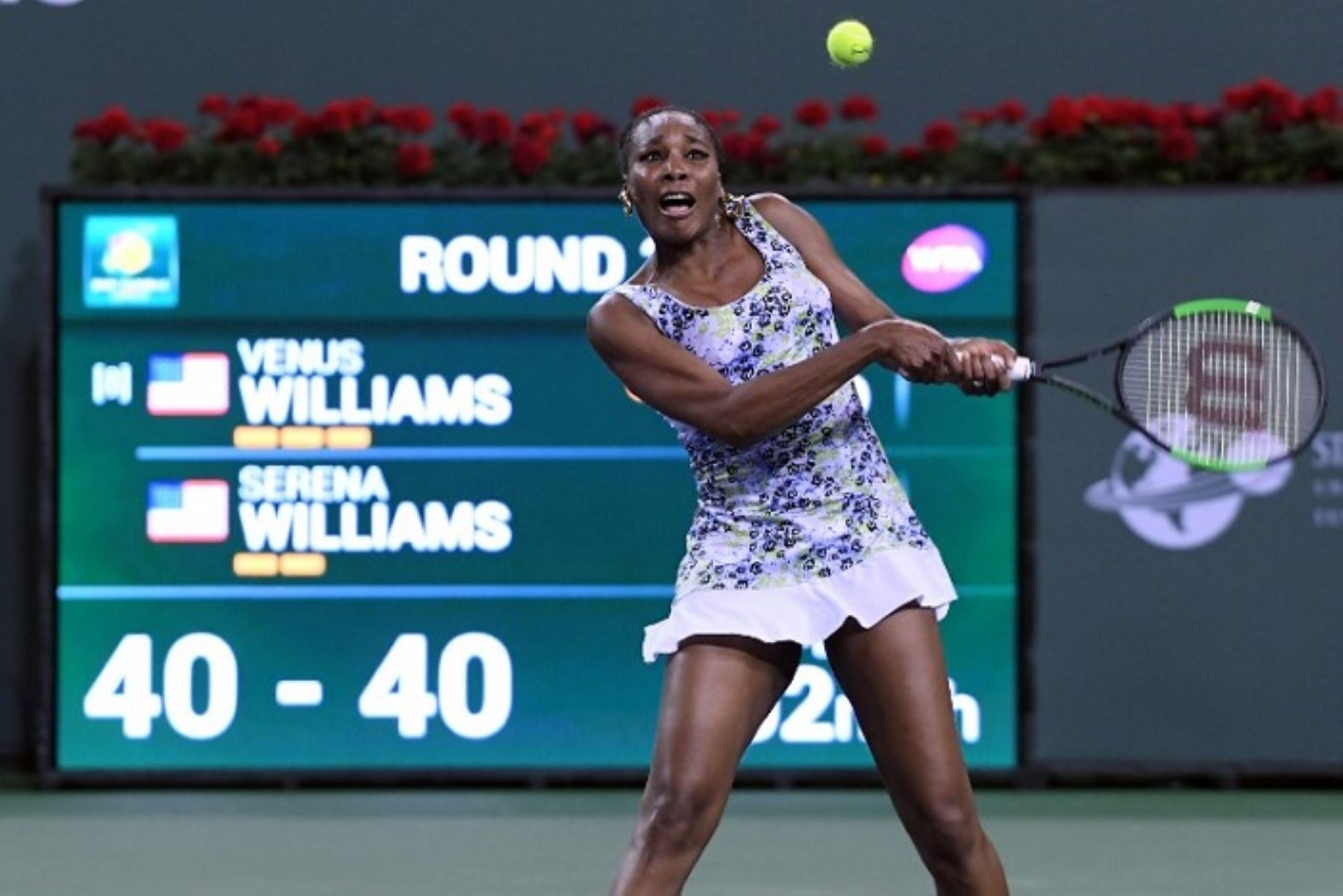 Venus despidió a su hermana, Serena, del Master 1000
