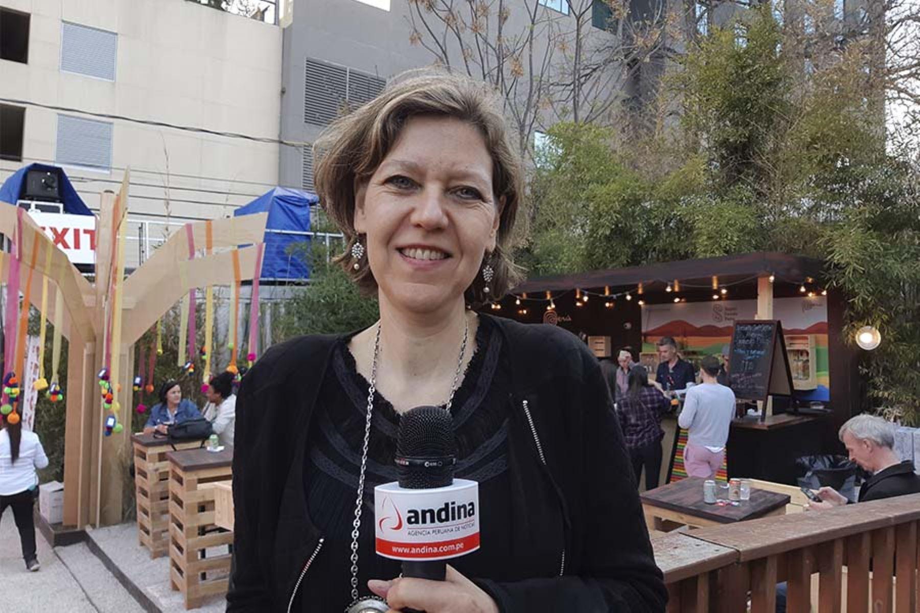 La documentalista Cheryl Miller Houser iniciará la filmación en noviembre, en Lima.