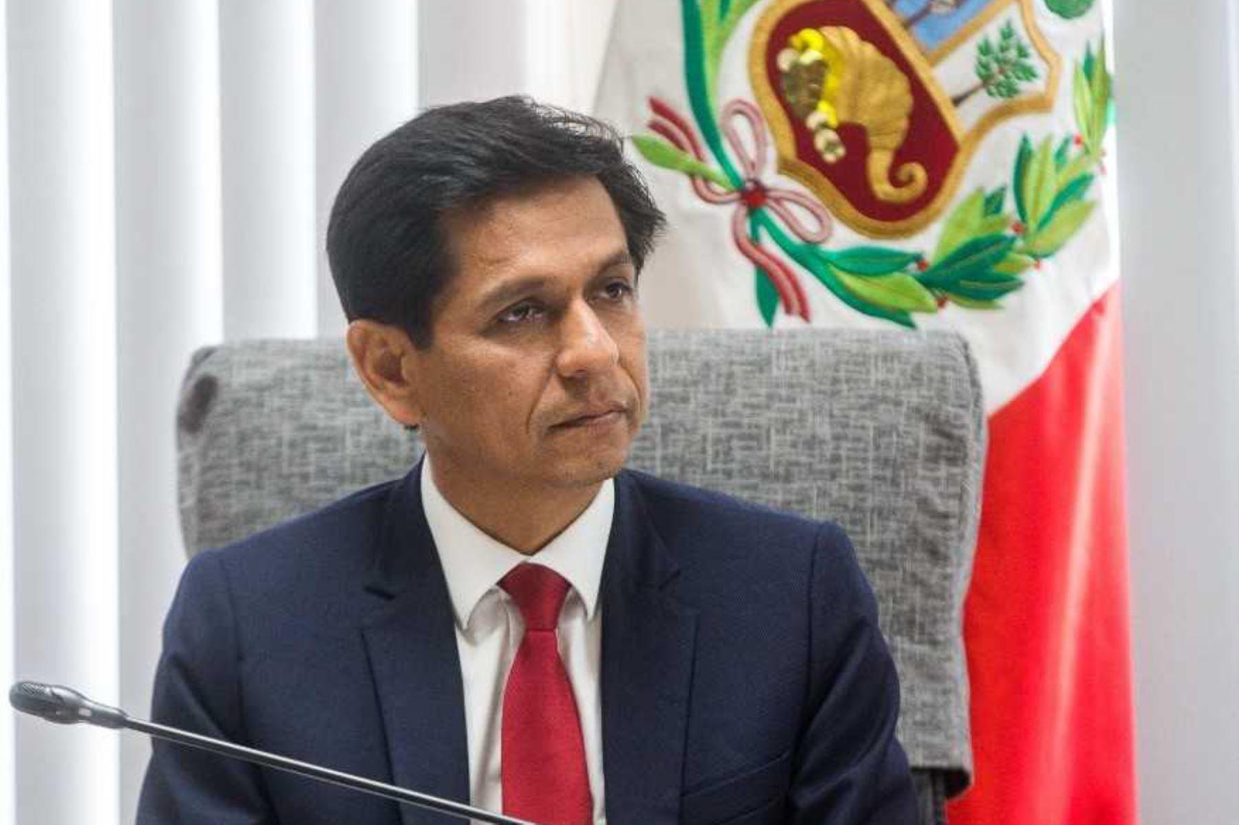 Ministro Meléndez afirma que