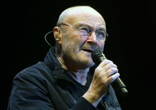 Phil Collins  se presentó en Jockey Club del Perú. Foto: ANDINA/Vidal Tarqui