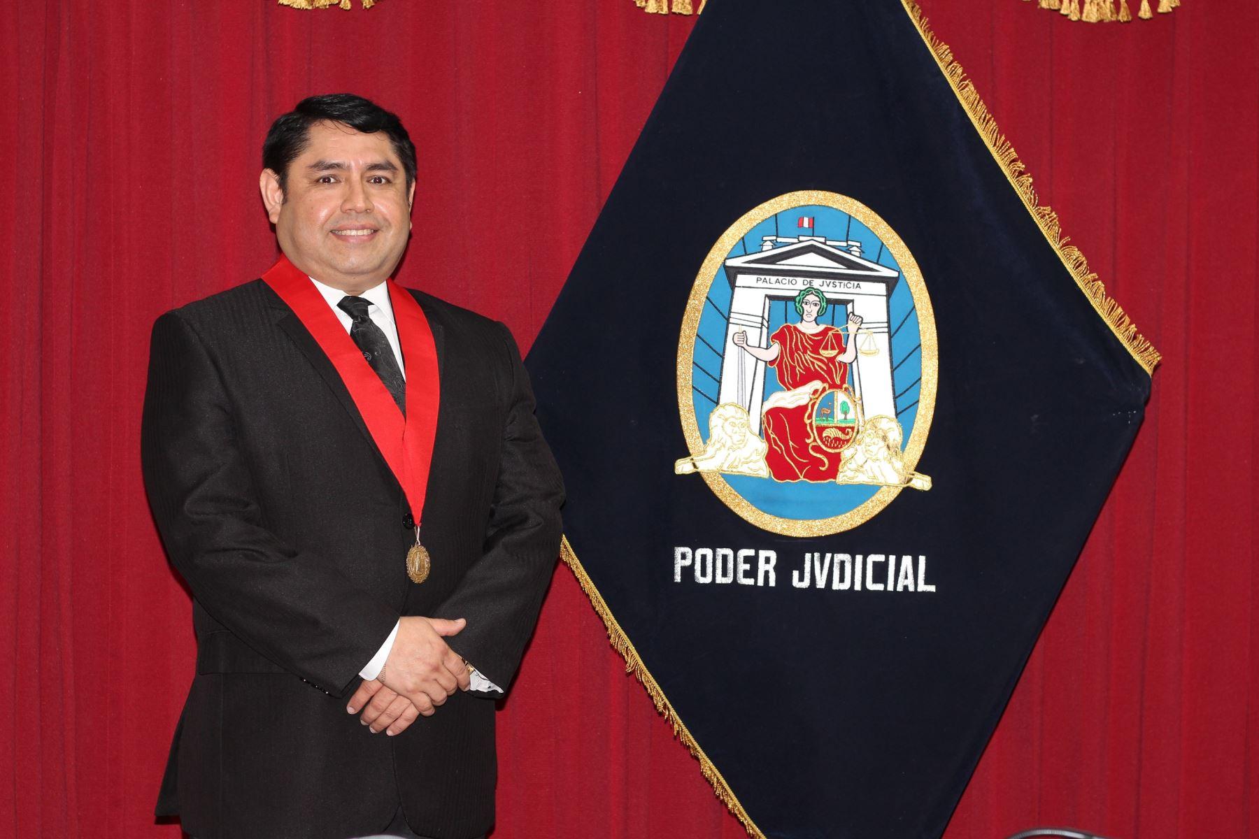 Juez Walter Sánchez es el nuevo presidente del JEE del Santa para elecciones municipales y regionales. ANDINA