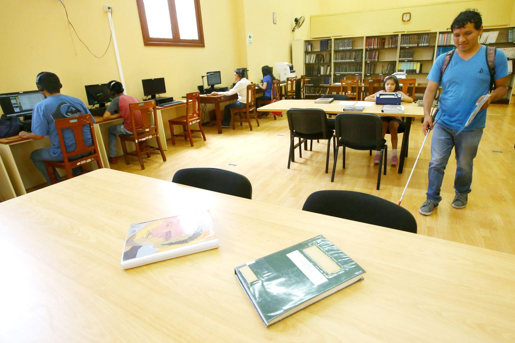 Biblioteca ANDINA/Melina Mejía