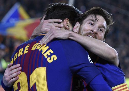 Barcelona gana 3 a 0 al Chelsea FC