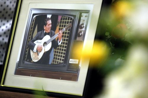 Falleció el Carreta Jorge Pérez