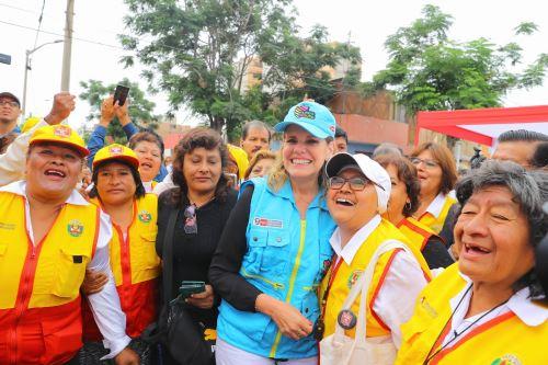 Inauguran la estrategia multisectorial Barrio Seguro en La Perla