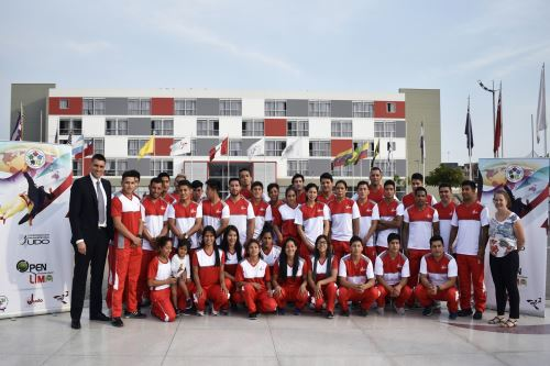 Perú presentará una nutrida delegación para el certamen panamericano