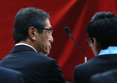 Yoshiyama, Bedoya y Briceño no podrán salir del país por orden judicial