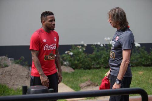 Farfán es el arma de gol que tiene el técnico  Gareca