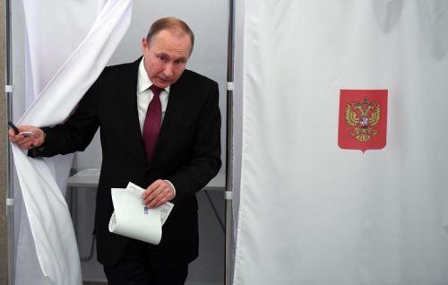 Vladimir Putin cuenta con el respaldo mayoritario de la ciudadanía rusa