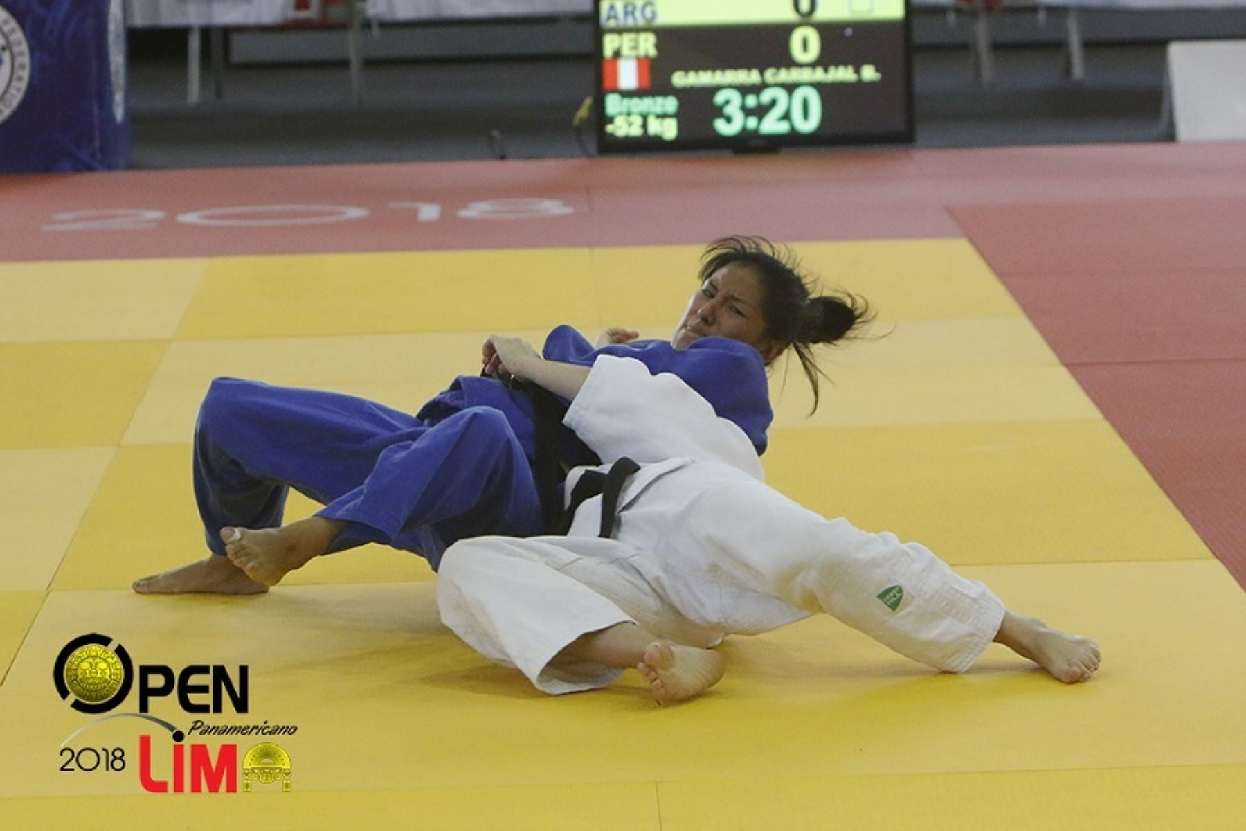 Cuba, quedó segunda en torneo de judo Open de Lima