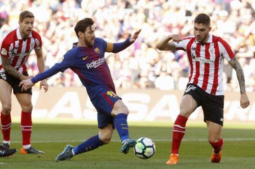 Messi brilla de nuevo en el triunfo del Barça ante el Bilbao