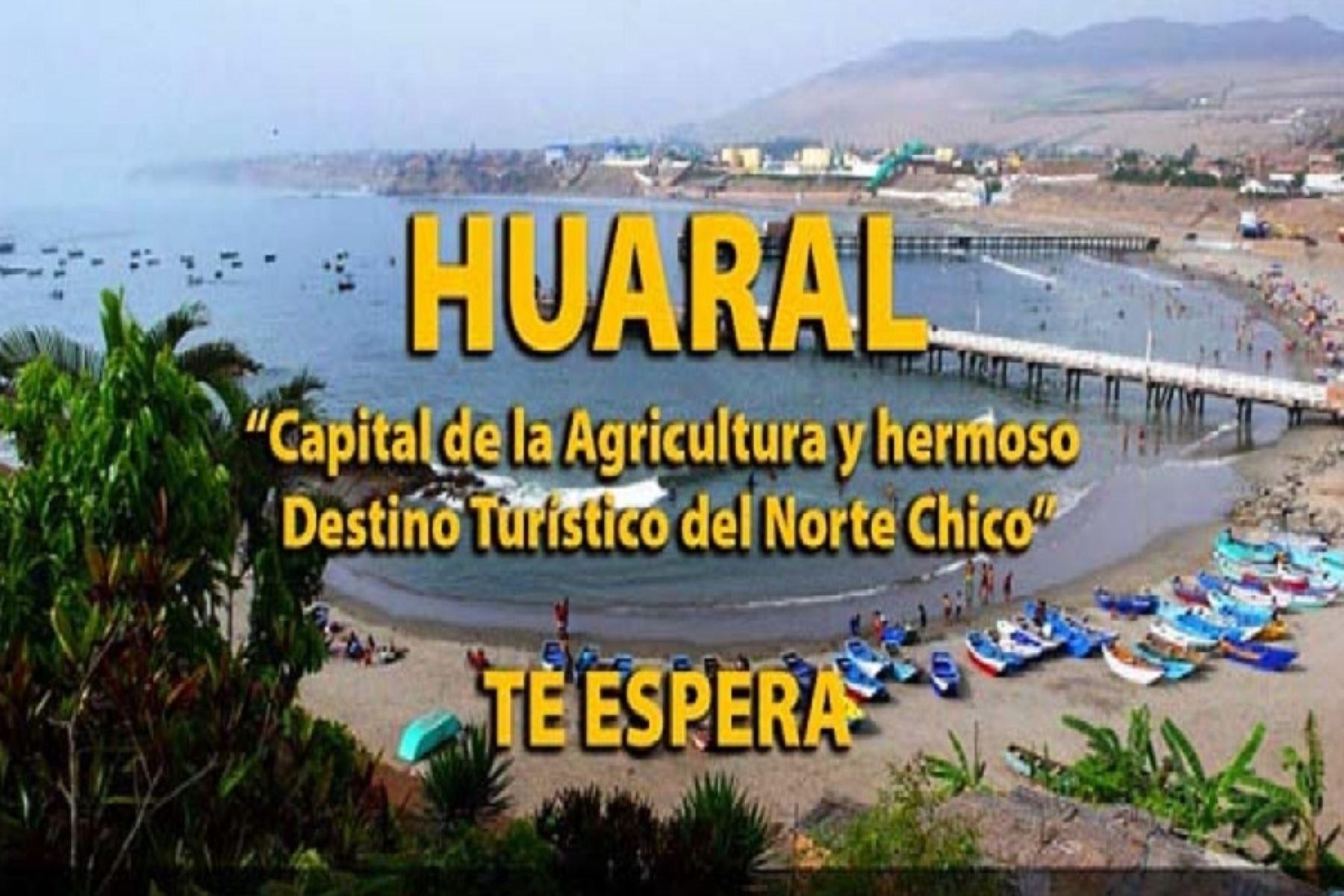 Huaral ofrece diversos atractivos para visitarla en Semana Santa.