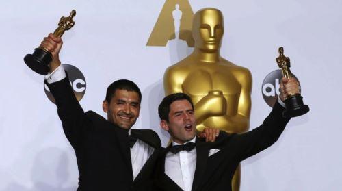 Ganadores del Oscar llegan a Lima.