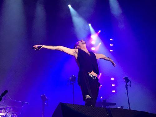 Depeche Mode brilló en Lima.