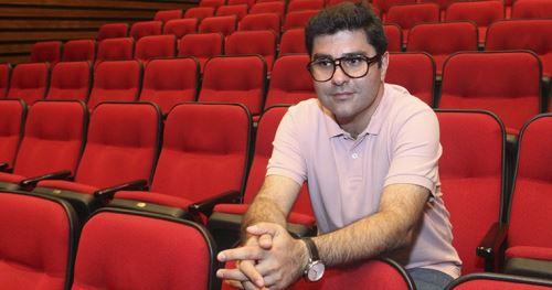 Iraní Nassim Soleimanpour