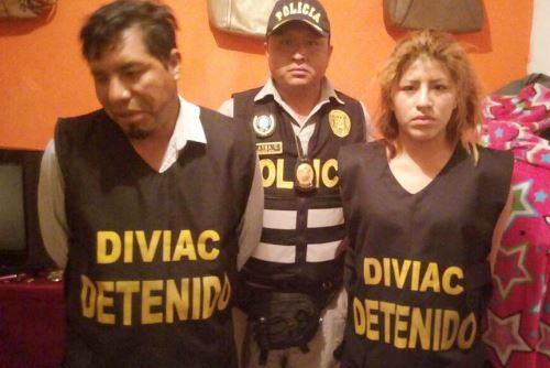 Policía desarticula banda los Malditos de Chumbivilcas, en Arequipa