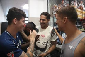 Paolo Guerrero Foto: Flamengo