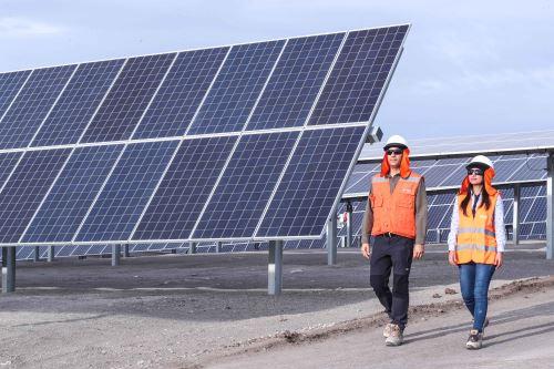 Energía solar. Cortesía.