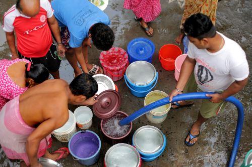 Diez fotos para explicar por qué es necesario tener un Día del Agua