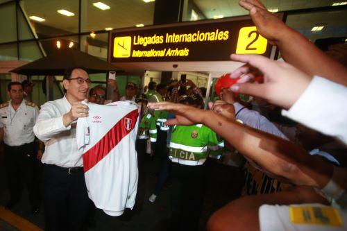 """Martín Vizcarra: """"El Perú siempre puede salir adelante"""""""