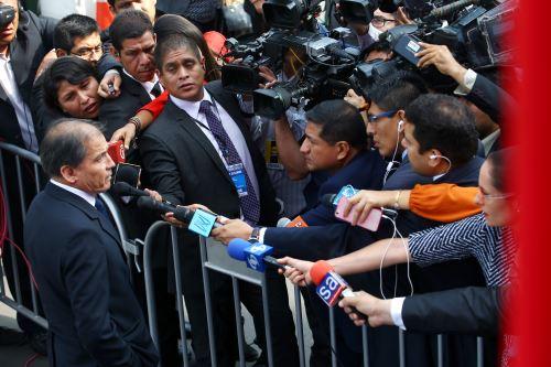 Congreso se prepara para recibir a Martín Vizcarra, quien jurará como Presidente