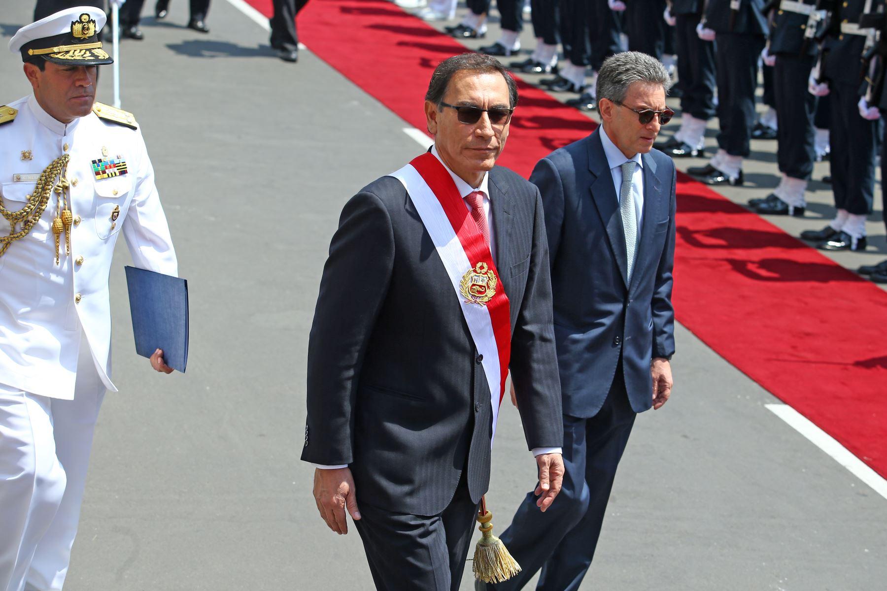 Martín Vizcarra nuevo Presidente de Perú: ¿aliado u opositor del fujimorismo?
