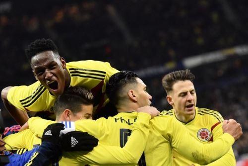 Colombia dio muestra en el Stade de France  que puede ser duro rival para cualquier favorito del Mundial