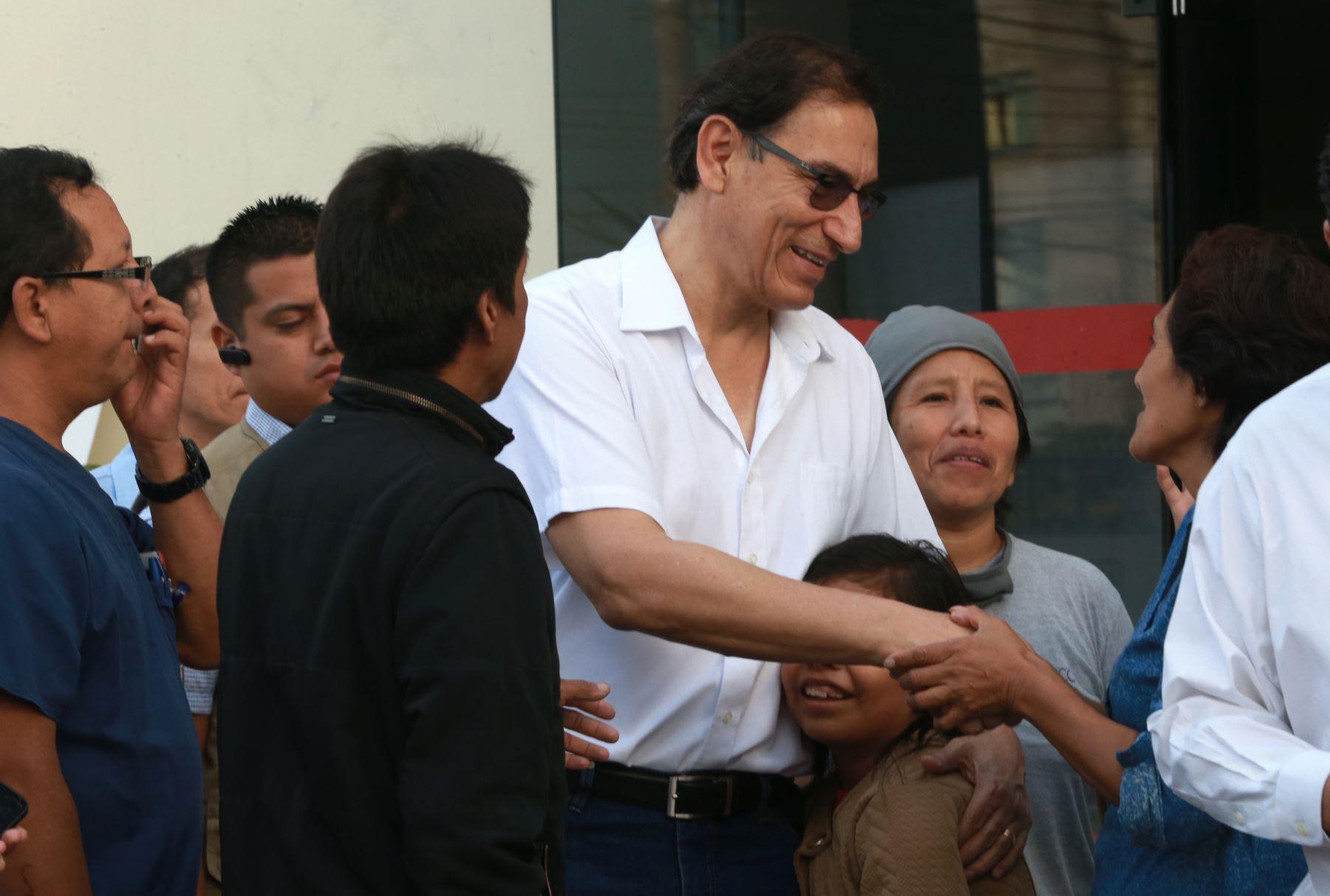 Vizcarra, de embajador en Canadá a presidente del Perú