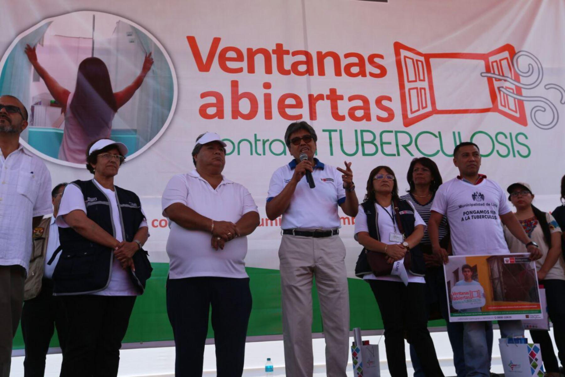 Se reanudan en Lima las cirugías para pacientes con tuberculosis ...
