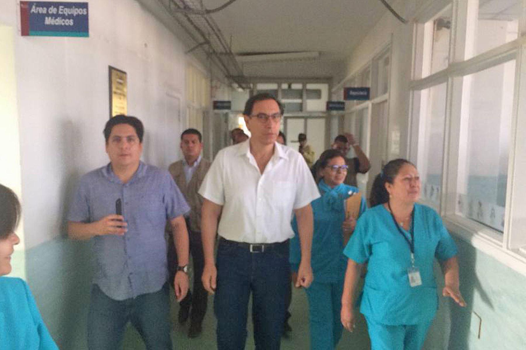 Allanan casas del ex presidente en San Isidro y Cieneguilla — PPK