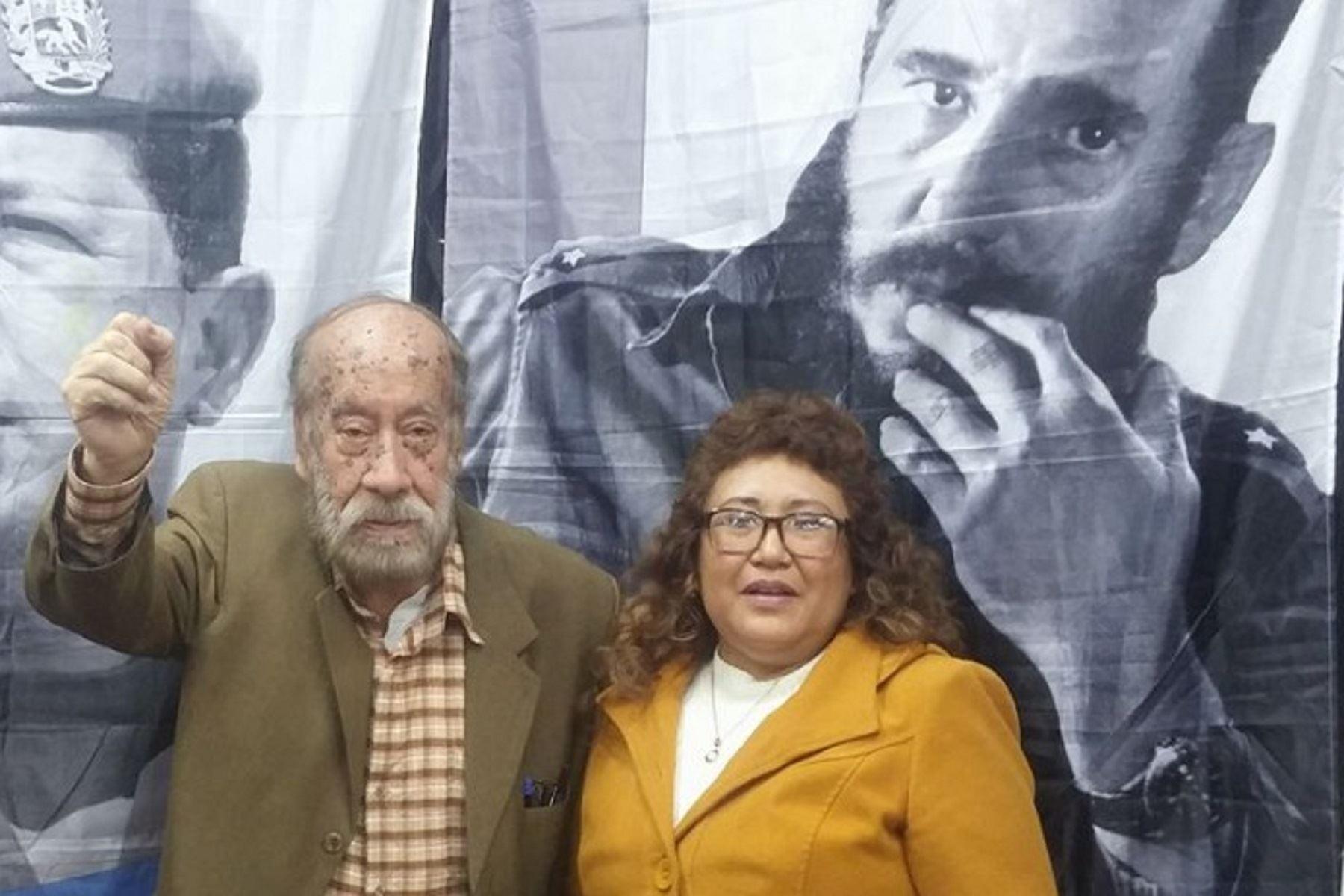 Falleció Genaro Ledesma, histórico líder de la izquierda peruana