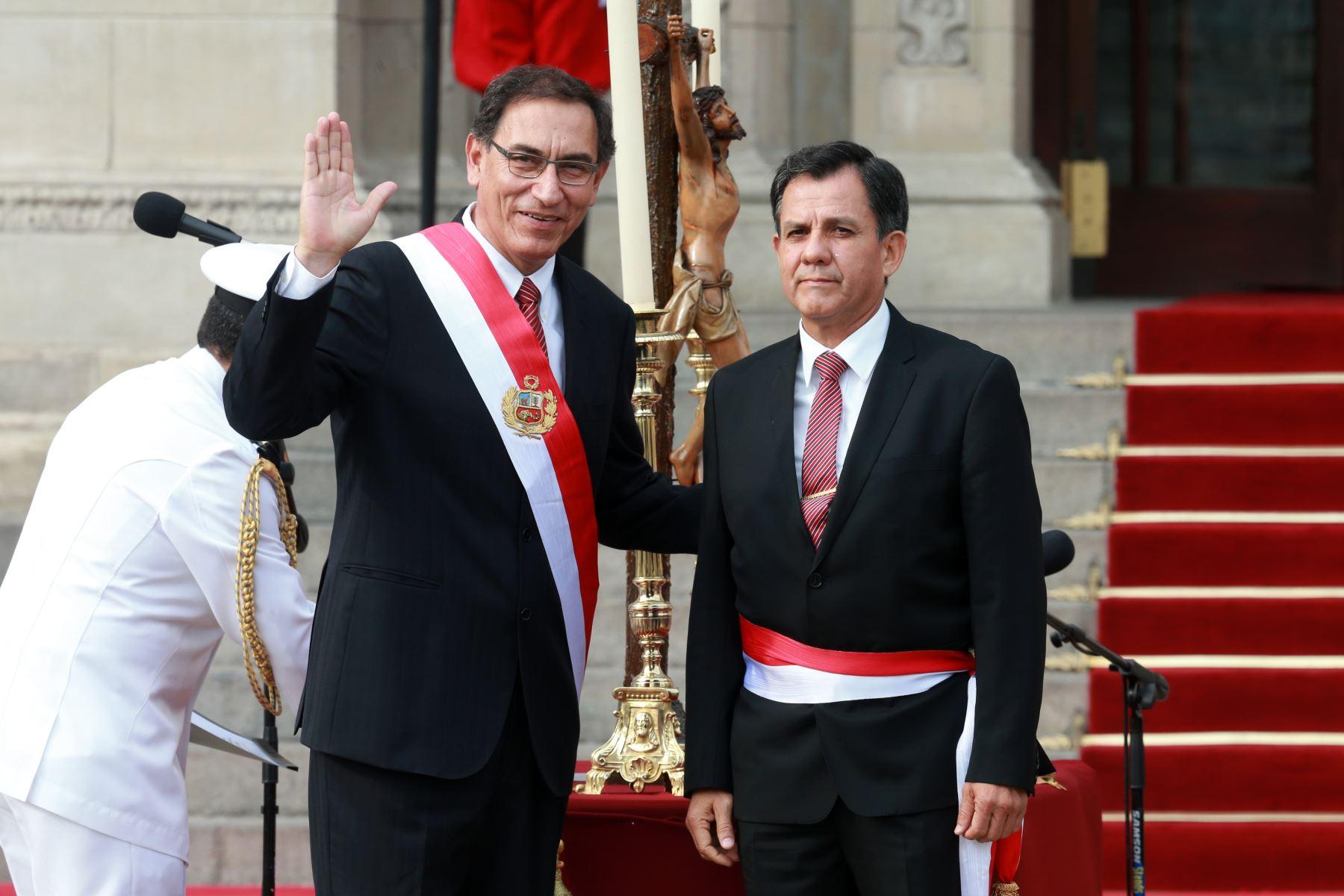 Mauro medina guimaraes es el nuevo ministro del interior for Nuevo ministro del interior peru