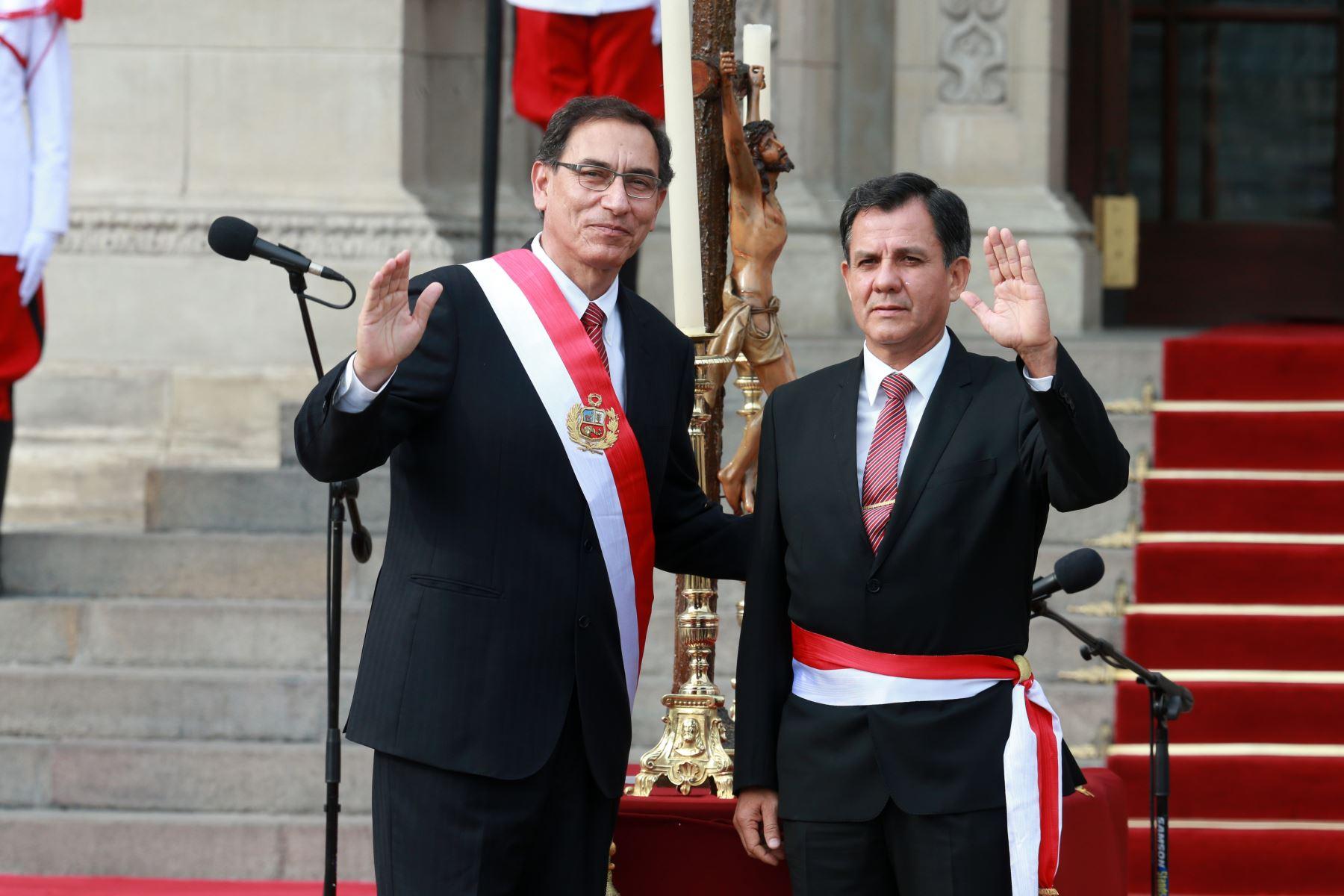 Mauro medina guimaraes es el nuevo ministro del interior for Nombre del ministro de interior