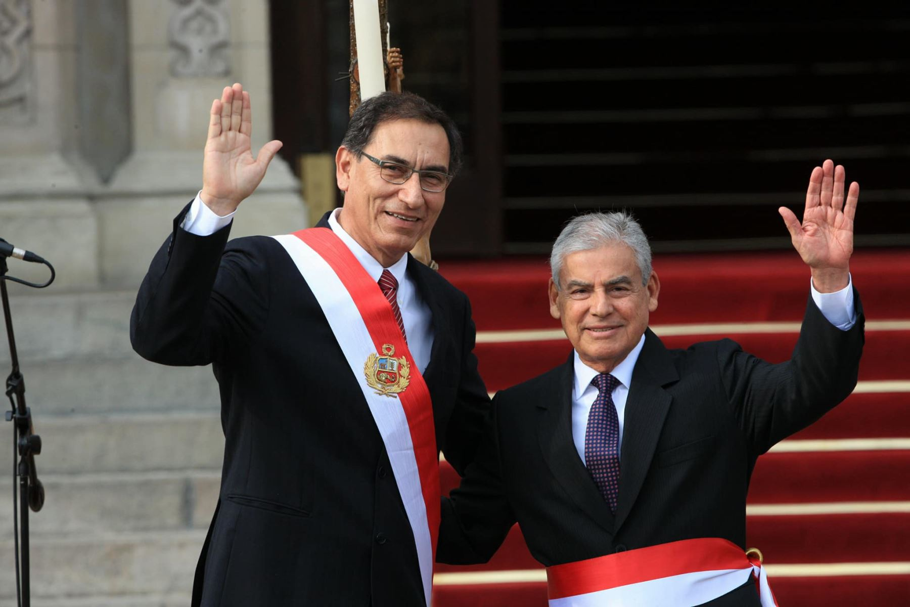 Peru PM: Cabinet Members Have Good Political Skills And Technical Competence