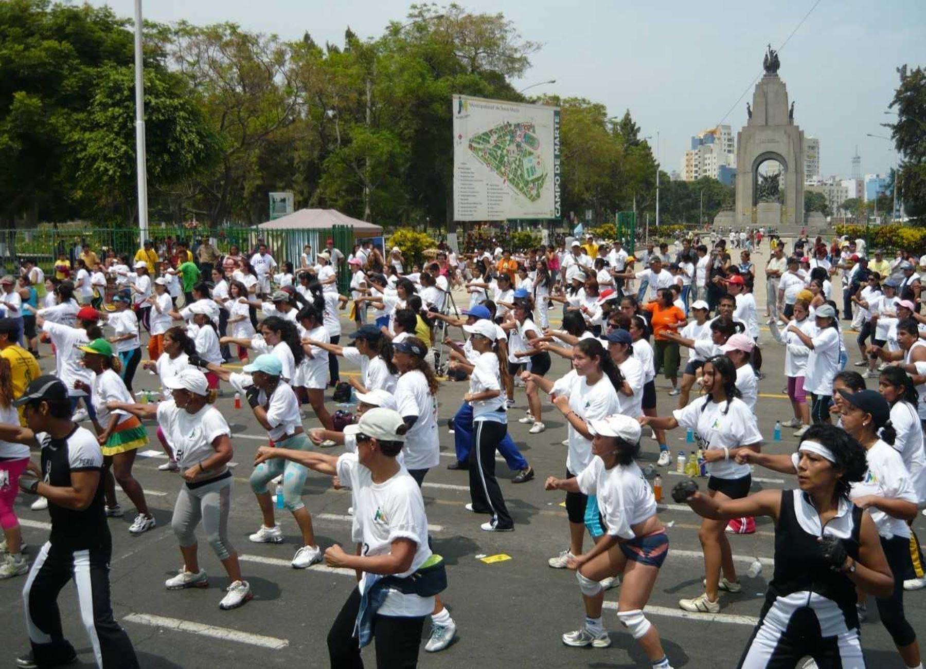 El 6 de abril se celebra en todo el mundo el Día de la Actividad Física.