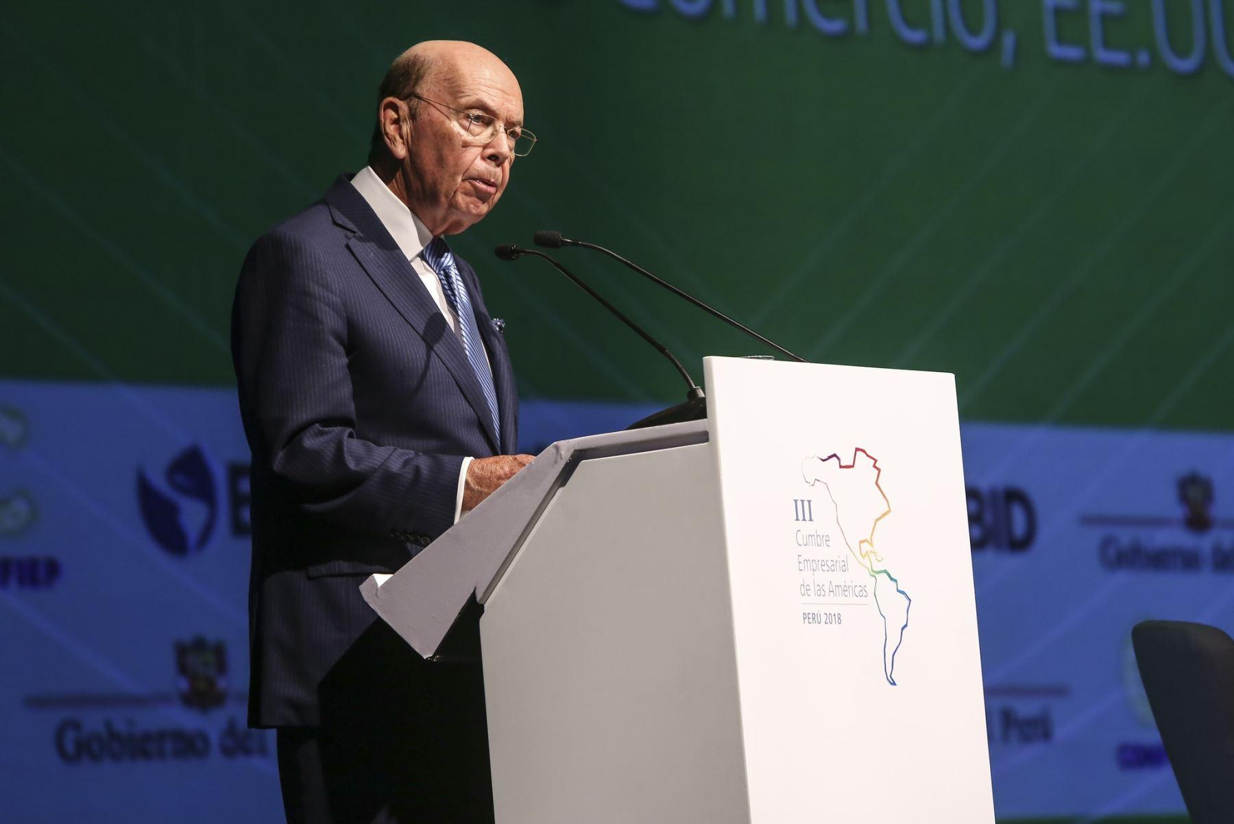 """Latinoamérica no tiene que elegir entre China o EU: Ross"""""""