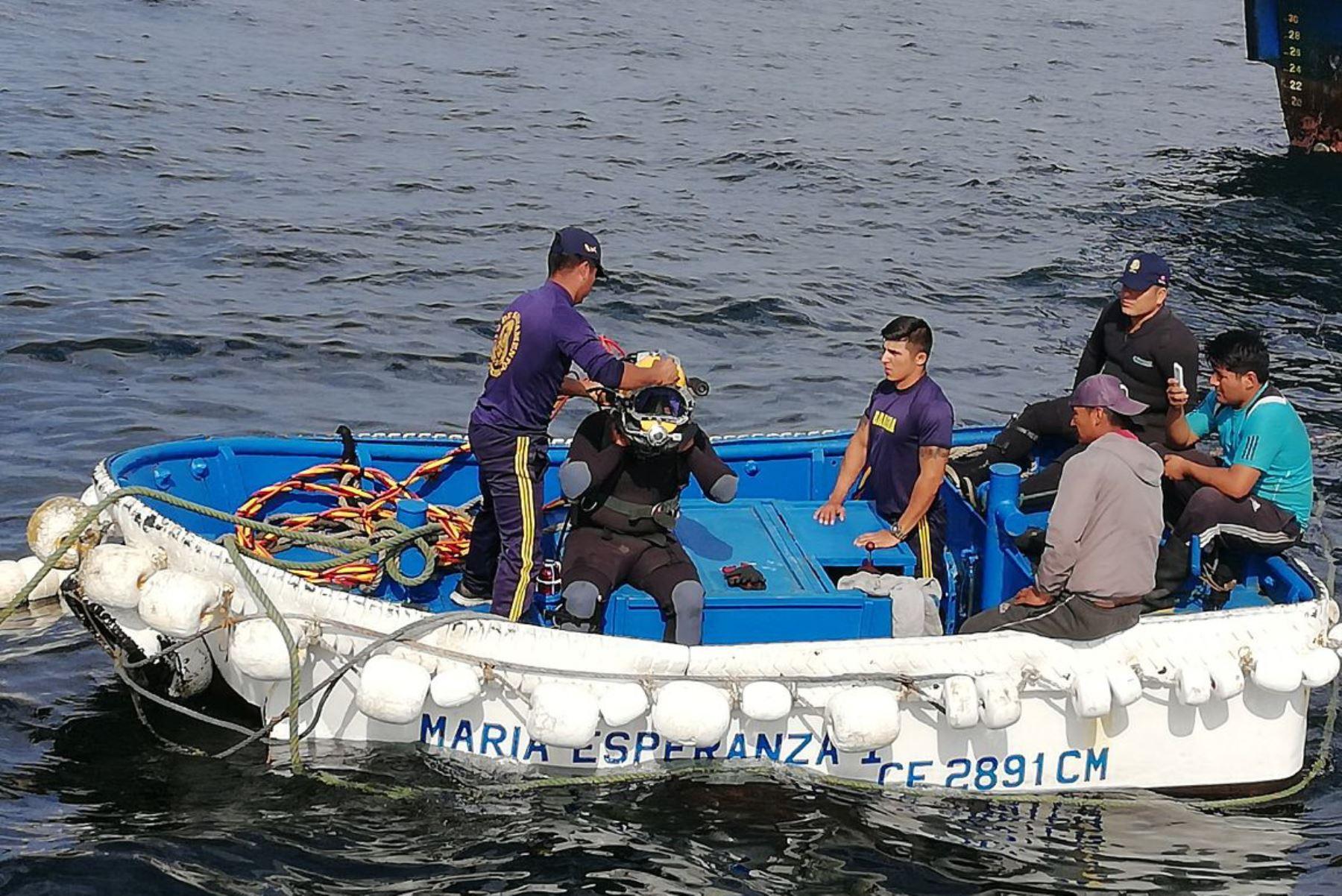 Ocho pescadores desaparecen tras choque de embarcaciones en altamar — Áncash