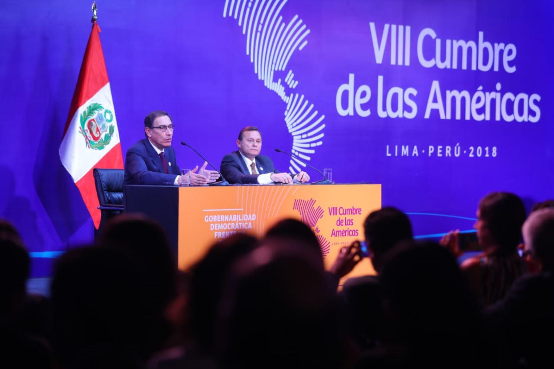 Presidente Martín Vizcarra participa en Gore Ejecutivo Extraordinario