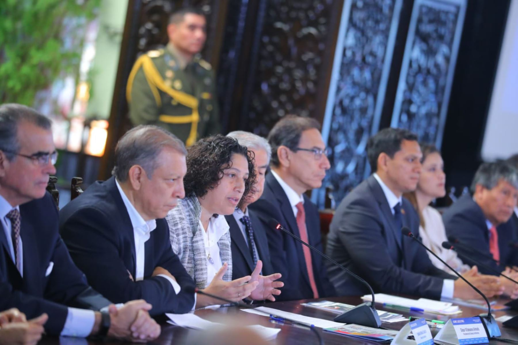 Presidente Vizcarra promulga ley para enfrentar cambio climático