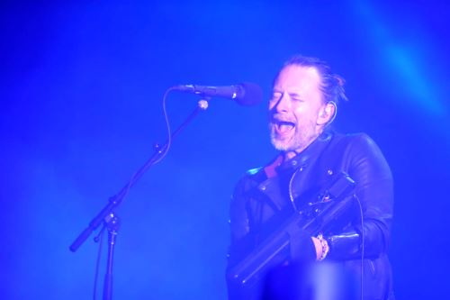 Concierto de Radiohead