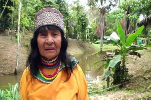 Asesinato del canadiense está vinculado a la muerte de la líder de la comunidad amazónica Shipibo-conibo, Olivia Arévalo. NTERNET/Medios