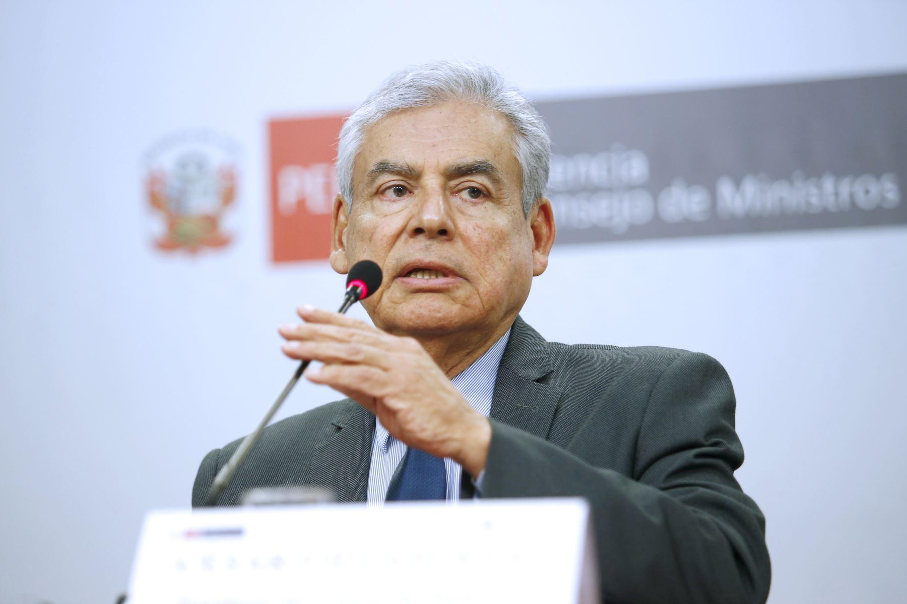 César Villanueva se reúne con miembros del Frente Amplio