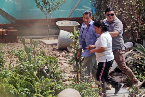 Osmán Morote salió de prisión para cumplir arresto domiciliario.