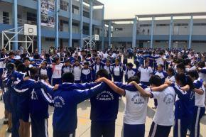 Un total de 94,263 colegios públicos y privados del país participaron hoy en el Primer Simulacro Nacional Escolar organizado por el Ministerio de Educación (Minedu), con el objetivo de que estas instituciones pongan a prueba sus planes de contingencia ante un sismo de gran intensidad.