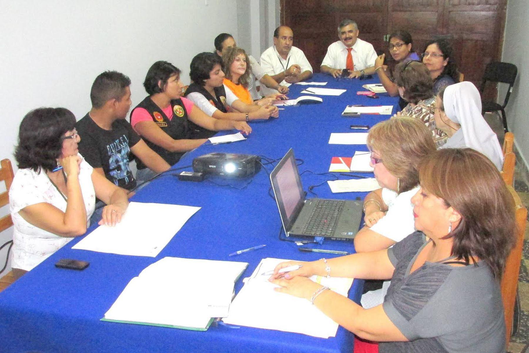 Sector interior impulsa plan regional contra trata de for Direccion ministerio del interior bogota