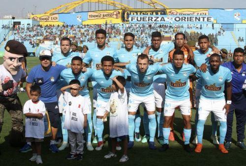 Sporting Cristal ganó 4-1 al Club USMP