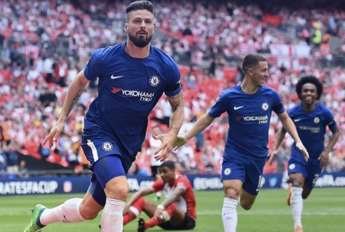 Chelsea ganó 2-0 al  Southampton, semifinal inglesa FA Cup
