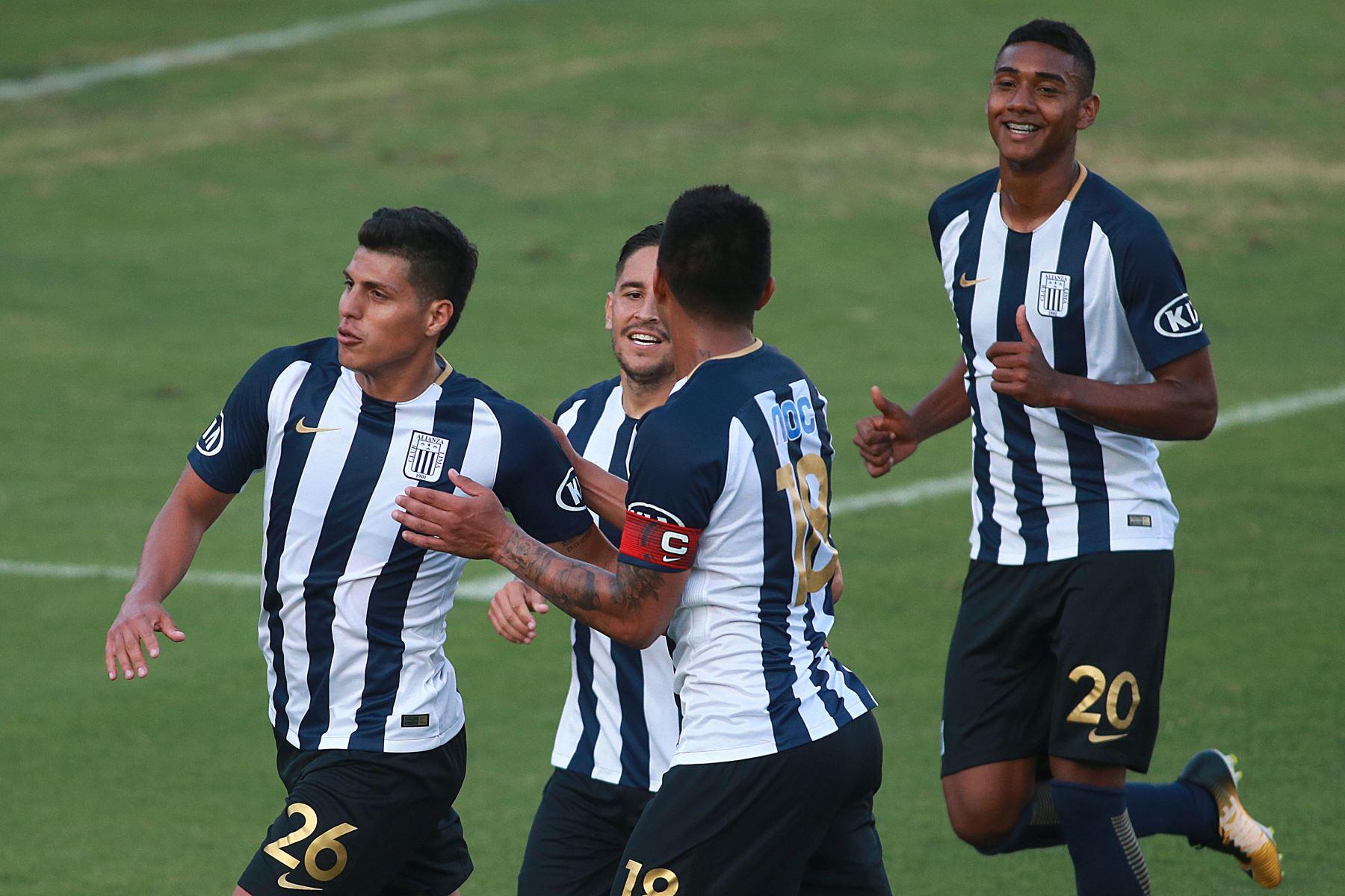 Torneo de Verano: Alianza Lima vence 3 a 1 a Sport Rosario. ANDINA/Vidal Tarqui