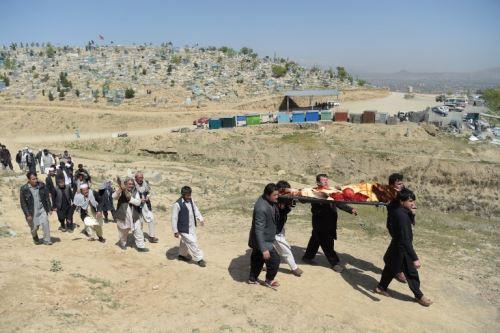 Atentado antielectoral en Kabul, deja 57 muertos y decenas de heridos