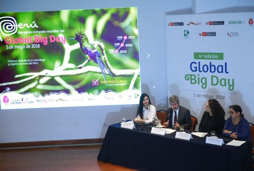 Global Big Day 2018
